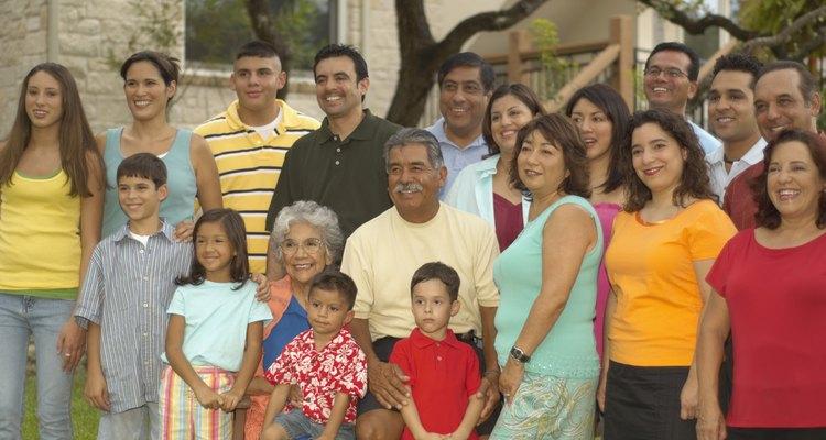 Faça um belo convite e reúna sua família