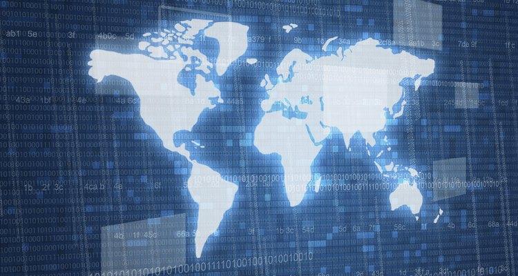 As indústrias globais oferecem produtos e serviços para os principais mercados