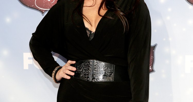 A cantora Sara Evans no American Country Awards 2013