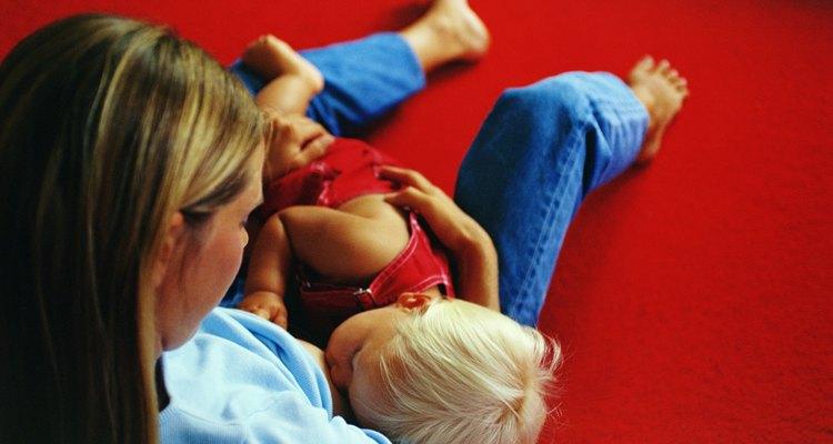 Amamantar a tu bebé durante la dentición es a menudo la manera más rápida de calmarlo.