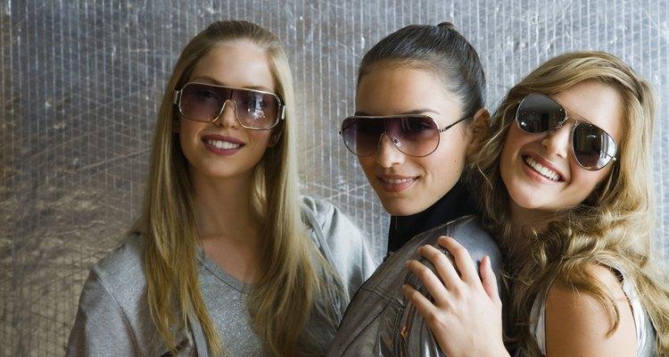 Os óculos da AX não costumam ser baratos