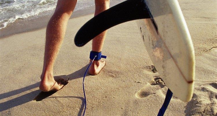 Tamarindo es un destino popular para practicar surf.