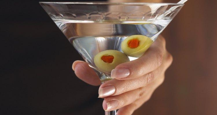 Martini clásico.