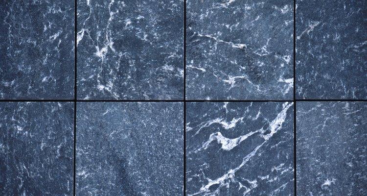 El mármol es una forma natural de piedra de la Tierra, así que sus colores y patrones son únicos.