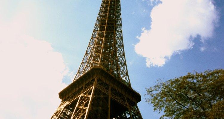 Almuerza con vista a la Torre Eiffel