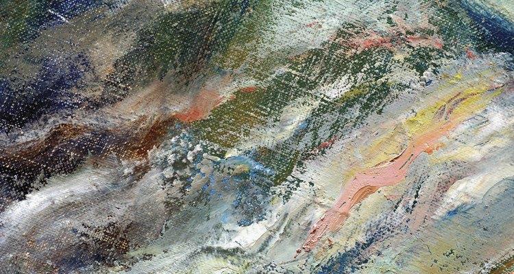 Você já deve conhecer pinturas a óleo de museus e programas de televisão sobre pintura