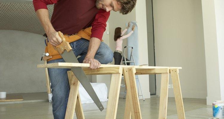 Construyendo escaleras.