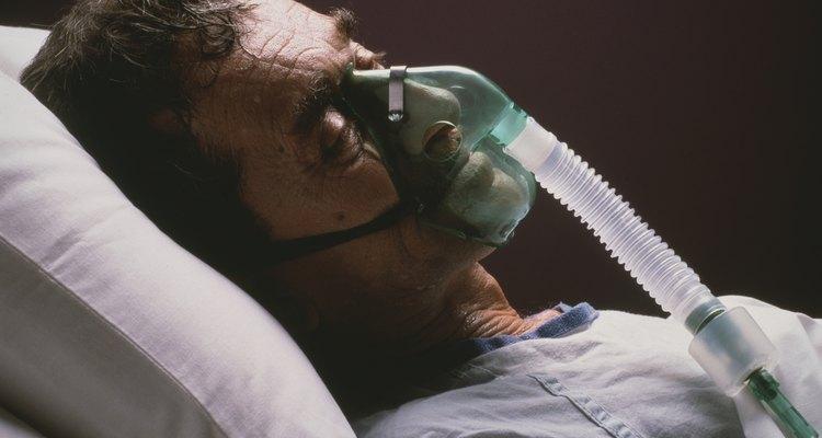 Cómo programar una máquina Respironics CPAP.