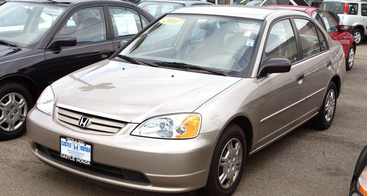O modelo Honda Civic 1995 inclui os modelos DX, EX, LX, Si e VX