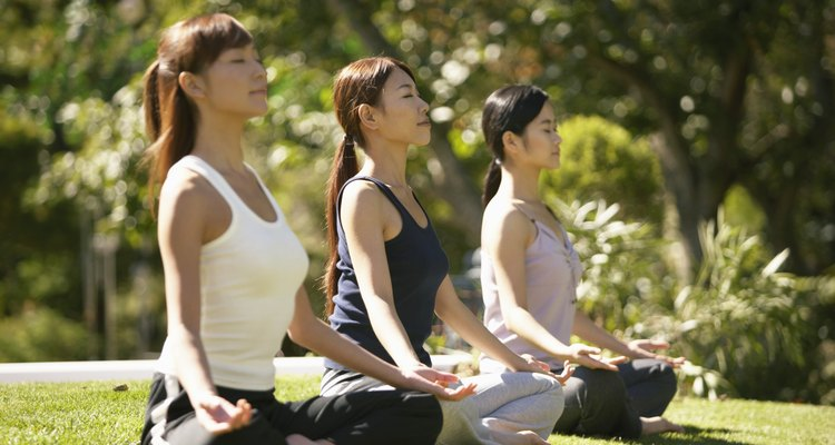 Yoga e meditação