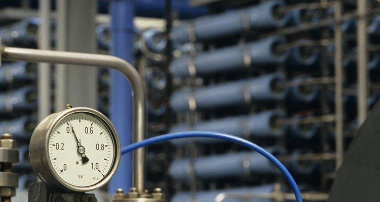 Los medidores de flujo son instrumentos relativamente simples.