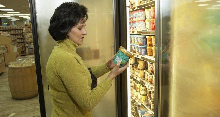 Evite que alimentos congelem além do necessário