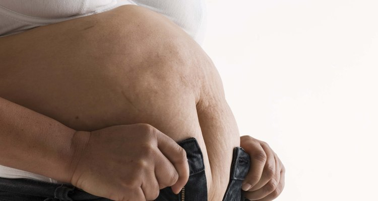 Aumentar o metabolismo do corpo pode ajudar a diminuir a gordura na região pubiana