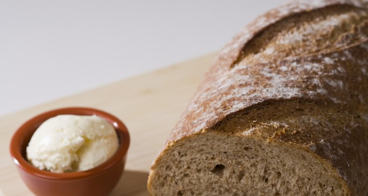 The Goodman bread machine allows users to make bread at home.