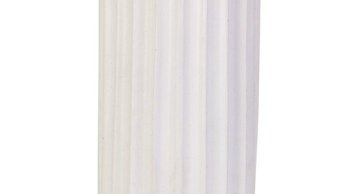 Los pilares son un componente fundamental de la arquitectura romana.