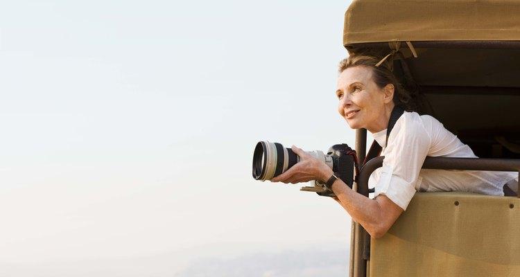 La fotografía es un componente importante de cualquier operación de vigilancia.