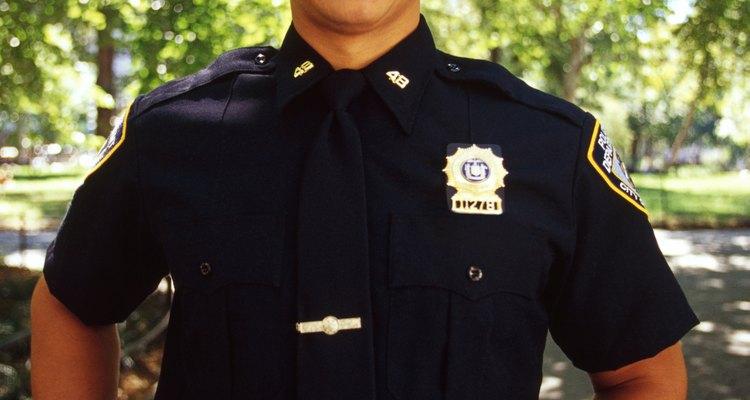 ¿Piensas convertirte en policía?