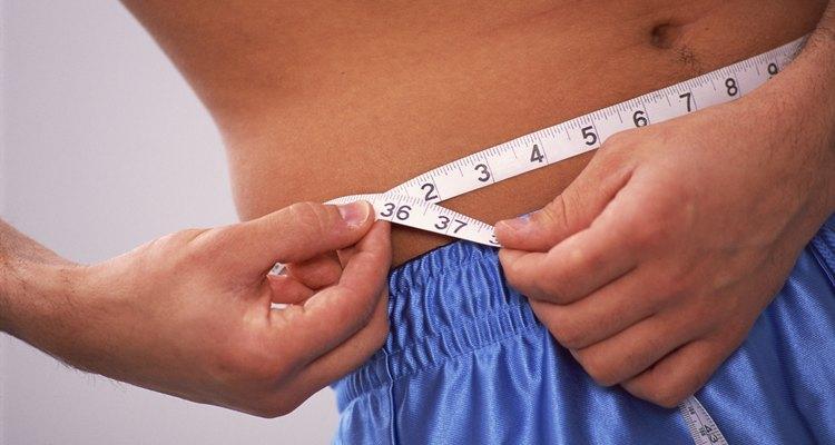 Use uma fita métrica para medir corretamente