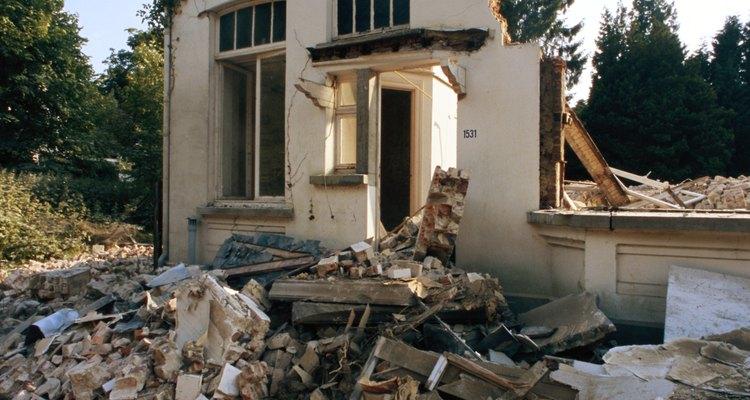 El terremoto alcanzó 6.5 grados en la escala de Richter.