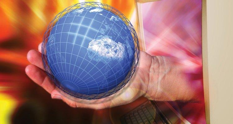 Um sistema interorganizacional promove uma comunicação global