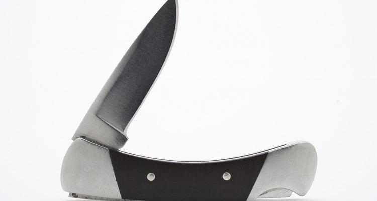 Modelo do canivete