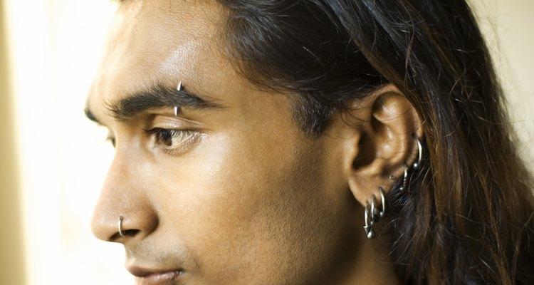 Microdermais são uma alternativa mais permanente aos piercings tradicionais