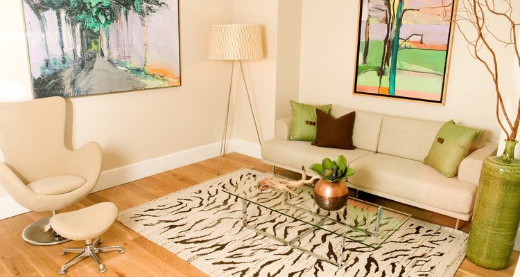 Los diseñadores de interiores intentan utilizar bien el espacio y darle el toque adecuado.