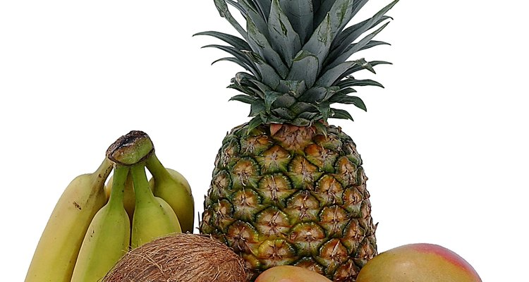 Las frutas liberan niveles altos de gas etileno.