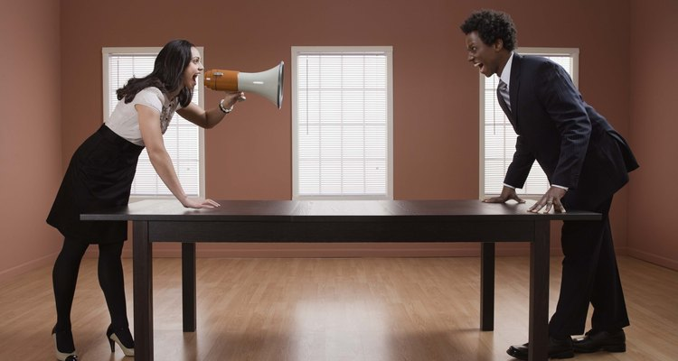 Miscommunication between colleagues can lead to a halt in business operations.