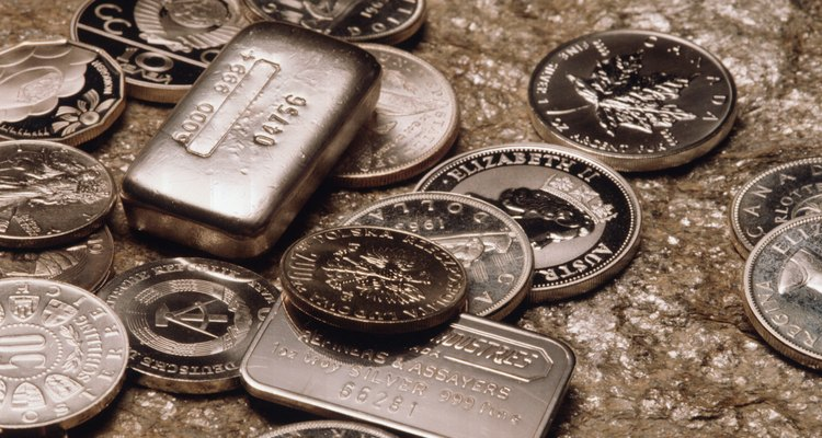 Calcule os preços de prata esterlina