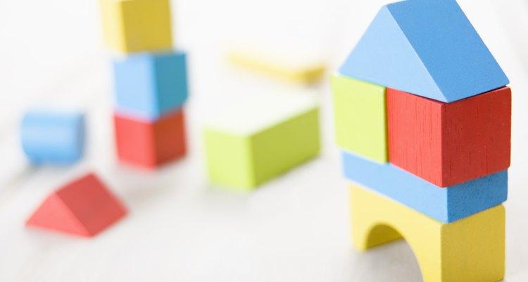 El PVC se utiliza para fabricar juguetes