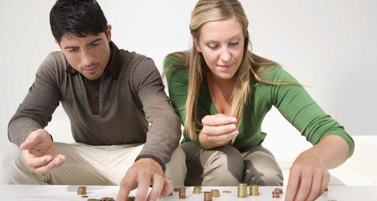 Una economía equilibrada es un síntoma saludable de un matrimonio.