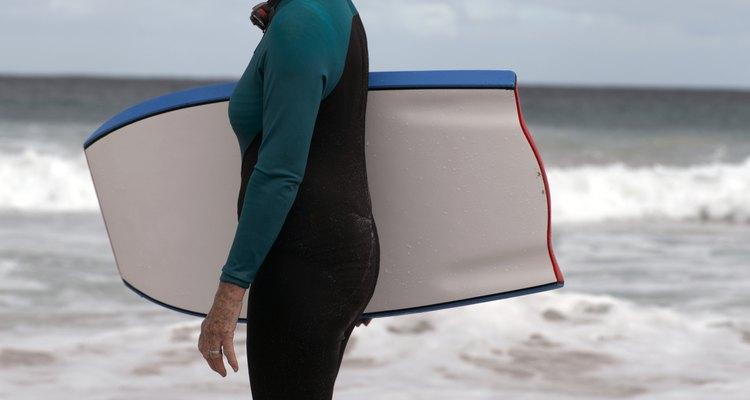 Cuide bem de sua roupa de mergulho