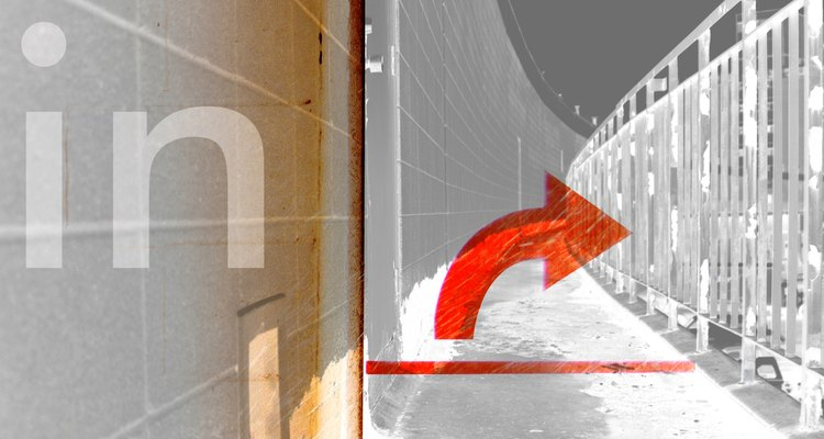 Setas curvadas como esta são fáceis de criar no Adobe Illustrator