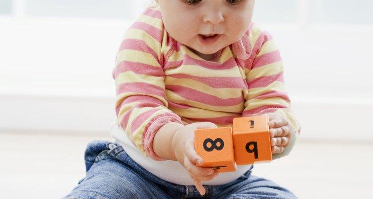 Jogos heurísticos incentivam tendências naturais de um bebê a explorar