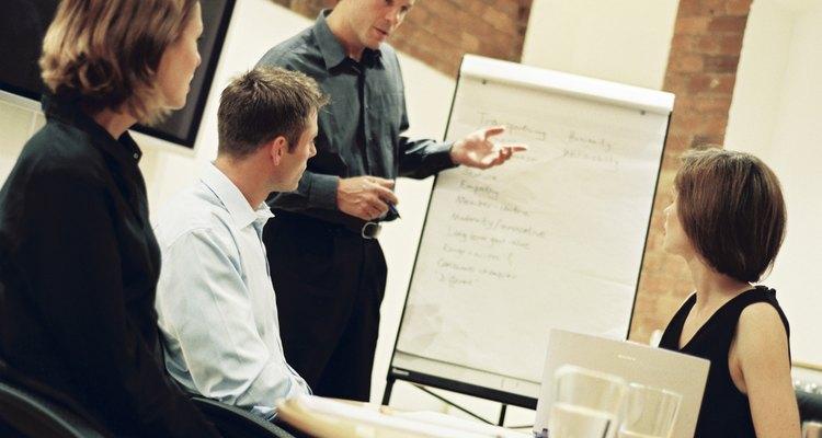 La administración de proyectos es usada para realizar cambios rápidos dentro de una organización.