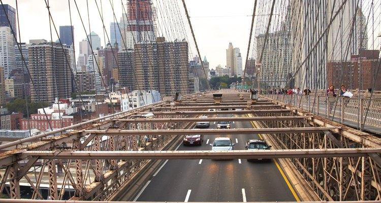Nova Iorque tem um grande número de residentes famosos