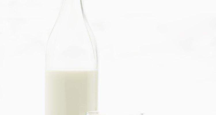 Congele seu leite de soja para uso futuro