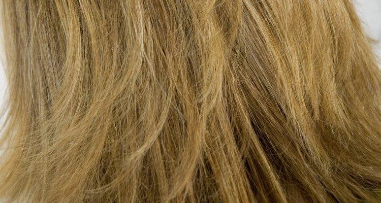 El corte en capas le da cuerpo y movimiento al pelo.