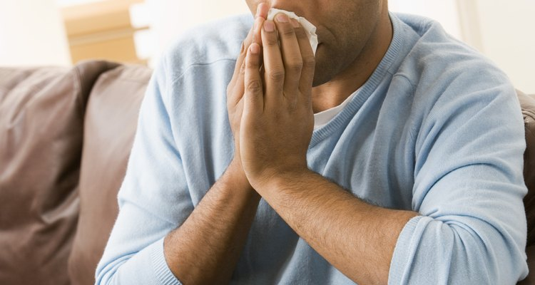Mucus after eating can be caused by certain foods or smoking.