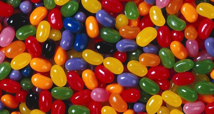 O doce é tipicamente elevado em glicose (açúcar)