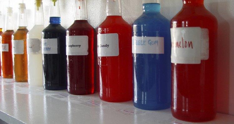 Slush Flavors