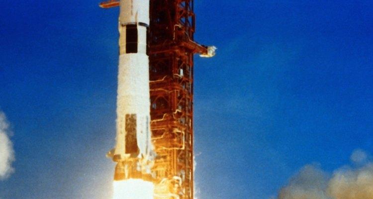 El Apollo 11 viajó vacío