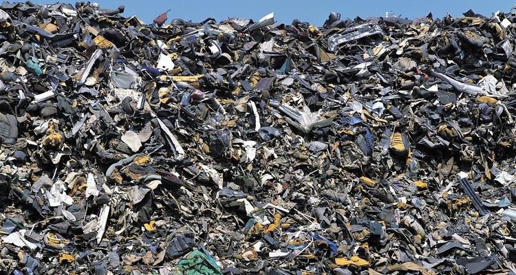 Extraer y clasificar materiales de un vertedero puede ser un esfuerzo costoso.
