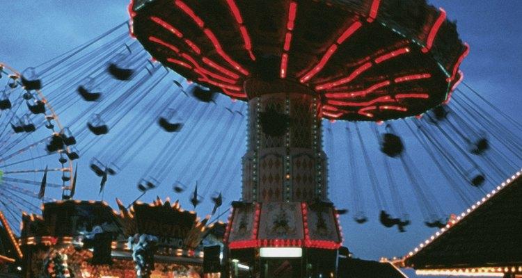 Crea momentos inolvidables para los niños en un carnaval.