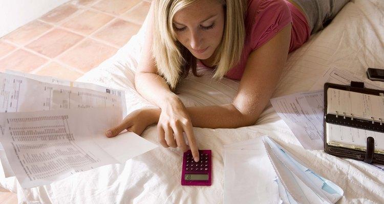 Se a calculadora possuir um botão log, ela irá calcular o antilog também