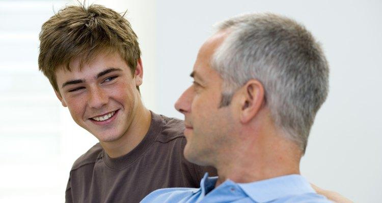 Como padre, tienes mucha influencia sobre la personalidad de tu hijo.