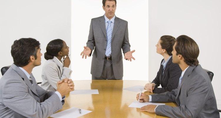 A credibilidade do orador determina a eficácia das comunicações corporativas