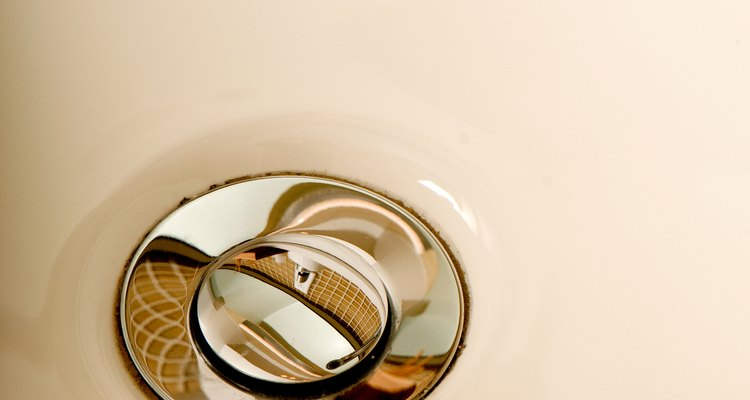 Use ammonia when cleaning dirty, slow drains.