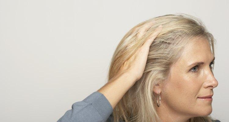 Las herramientas virtuales te permiten ver cómo te quedará un determinado color de tintura de cabello.